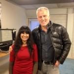 Met Peter R. de Vries, misdaadverslaggever