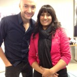 Met Nasrdin Dchar, acteur