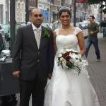 Bruidsvisage